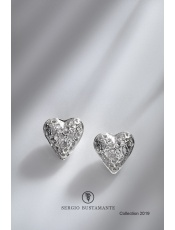 Sergio Bustamante Heart of Scotland Earrings