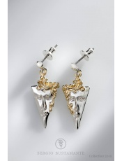 Sergio Bustamante Passion of Juliet Earrings