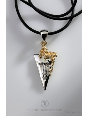 Sergio Bustamante Passion of Juliet Pendant