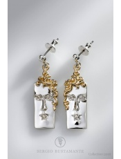 Sergio Bustamante Passion of Romeo Earrings