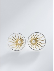 Sergio Bustamante Marbella Earrings